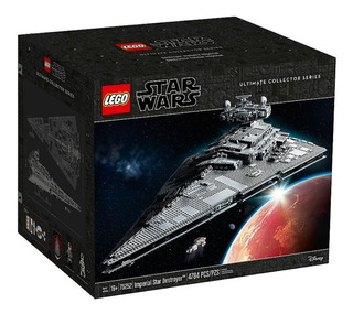 Lego Star Wars Imperial Star Destroyer Ultimate 75252 Nuevo
