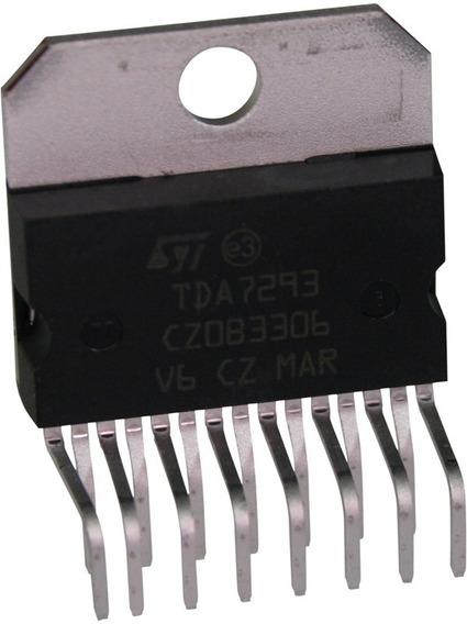Tda7293 Zip-15   Tda 7293 Novo Original