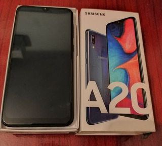 Samsung Galaxy A20 Libre!