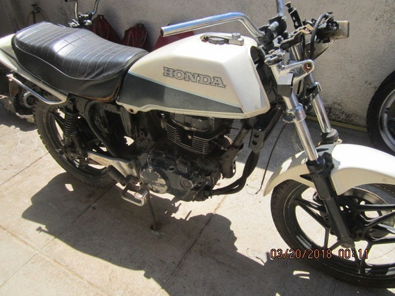 Motor De Cb400 E 450cc
