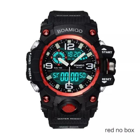 Relógio Masculino Militar Prova D