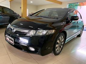 Honda Civic 1.8 Lxl Se Couro Flex 4p 2011 Ar Digital 1° Dono