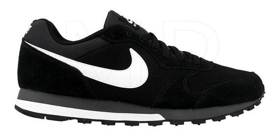 Tênis Nike Md Runner 2 Preto Original