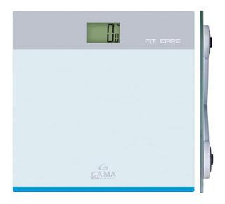 Balanza Gama Baño Personal Slim Vidrio Lcd Digital 150 Kg