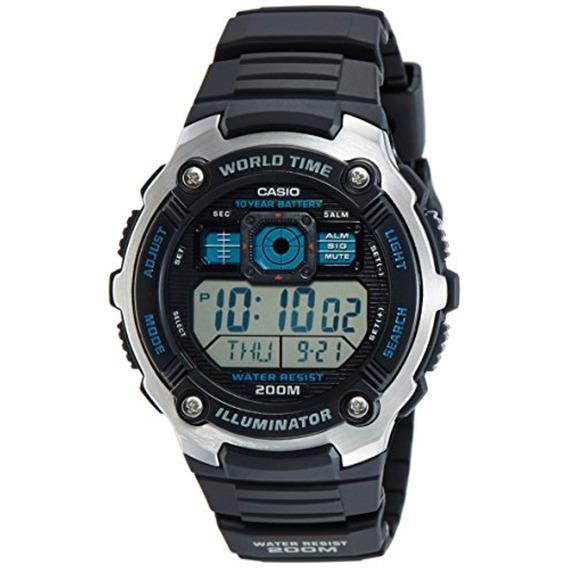 Casio General Men X26 39 S Relojes Deportivo