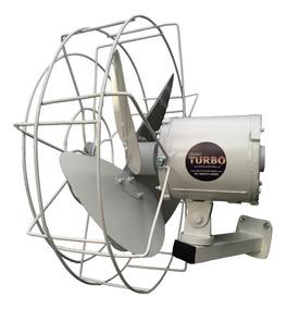Ventilador Super Turbo -sistema De Ventilação Industrial 22m