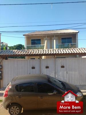 Casas Novas Para Locação Em São Pedro Da Aldeia/rj. - Lc-062
