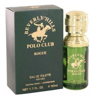 Perfume Beverly Hills Polo Club Rogue 50ml