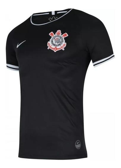 Camisa Corinthians Ii 19/20 S/nº Torcedor