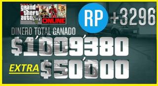 !! Millones Gta Online!! Ps4!!