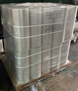 Rollo Plástico Termoencogible 60cm 120micras Precio Por Kg