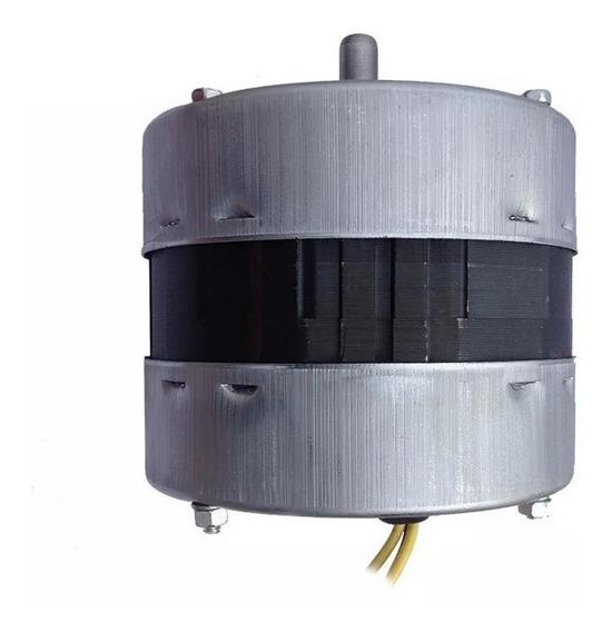 Motor Eletrico Diversas Aplicaçoes C/cap E Chave Revesora