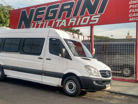 Sprinter Van Mercedes-benz 2.2cdi 313 Executiva 2013 Negrini