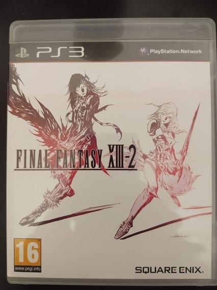 Final Fantasy Xiii-2 13 Parte 2 Ps3 Playstati 3 Mídia Física