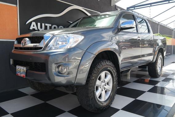 Toyota Hilux Kavak 2012 4x4