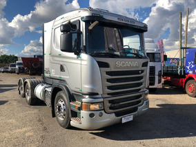 Scania ¿g 400 6x2 2014