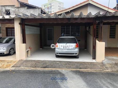 Imagem 1 de 30 de Casa Cond Fechado Com 3 Dormitórios À Venda, 160 M² Por R$ 470.000 - Jardim Bom Clima - Guarulhos/sp - Ca0215