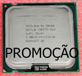 Processador Intel Core 2 Duo E8400 3.00 Ghz Fsb 1333mhz