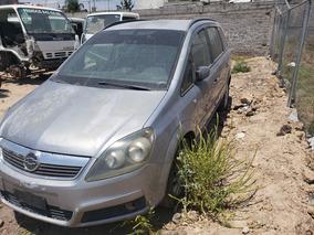 Chevrolet Zafira 2.2 Confort D Mt 2006 Por Partes