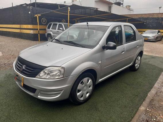 Renault Logan Familier Mt 2012