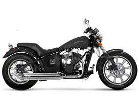 Moto Chopper Zanella 350 0km Aleacion Urquiza Motos Nueva