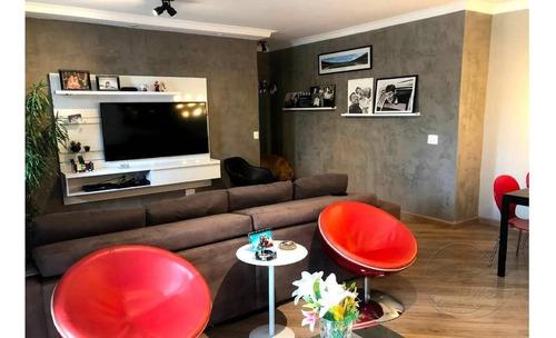 Apartamento Com 1 Dormitório À Venda, 72 M² Por R$ 371.000,00 - Jardim Tupanci - Barueri/sp - Ap1580