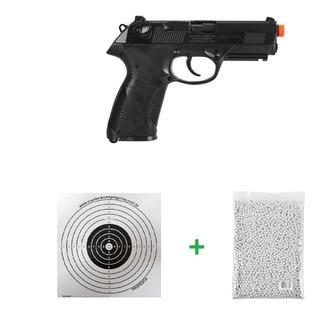 Combo Pistola Airsoft Beretta Px4 Storm Mola 6mm