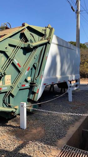 Imagem 1 de 9 de Compactador De Lixo Cimasp