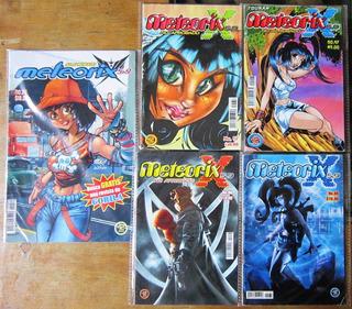 Meteorix 5 Revistas