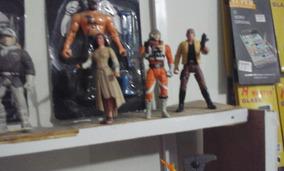 Bonecos Star Wars Décadas De 90 Todos Em Perfeito Estado