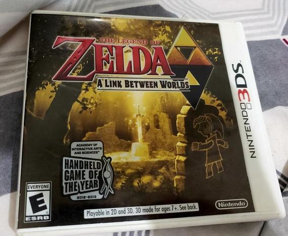 The Legend Of Zelda A Link Between Worlds Para 3ds E 2ds