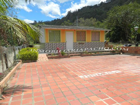Vendo Casalote Pacho, Cund 3.200 M² A 6 Km Centro
