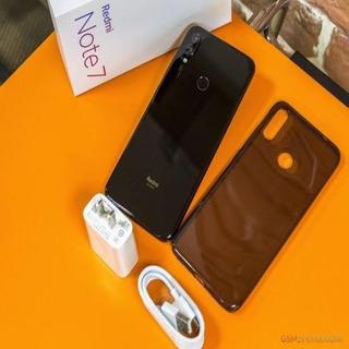 Celular Xaiomi Redmi Note 7 (semi-novo) 64gb Cor: Preto