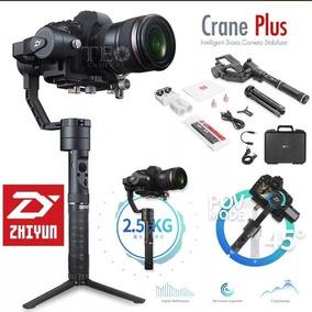 Zhiyun Crane Plus 2019 Gimbal P/ Até 2.5kg-canon Nikon Sony
