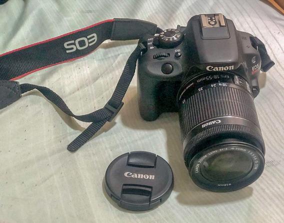 Camara Fotografica Canon Sl1 Rebel