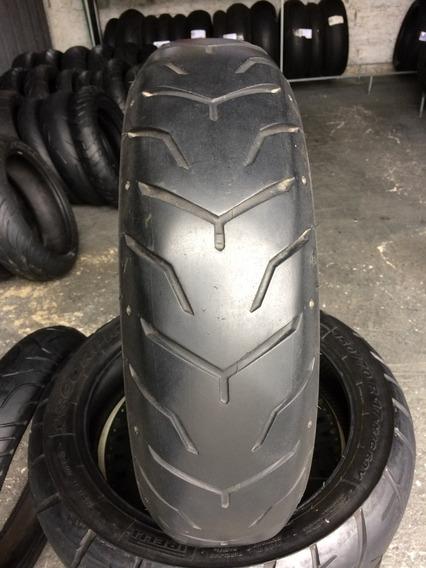 Pneu Traseiro 180/65b16 Dunlop D407 Harley Davidson Usado