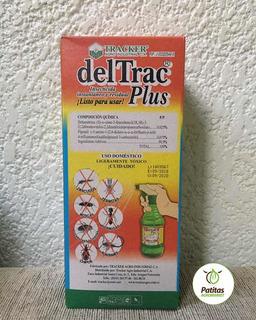Deltrac Plus 1ltr Veneno Para Cucarachas Y Otros.