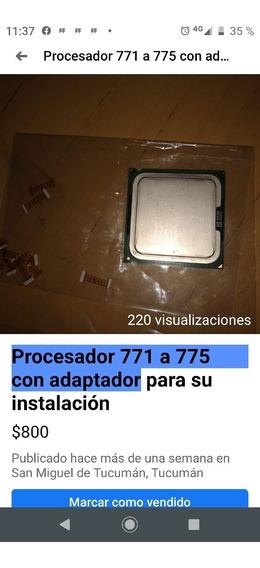 Procesador Intel Xeon E5405 1.00ggz