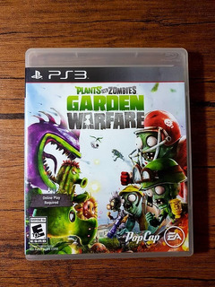 Plants Vs Zombies Garden Warfare Playstation 3 Ps3