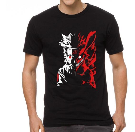 Playeras De Anime Cleen Alexe Naruto Modelos Fantasticos 18