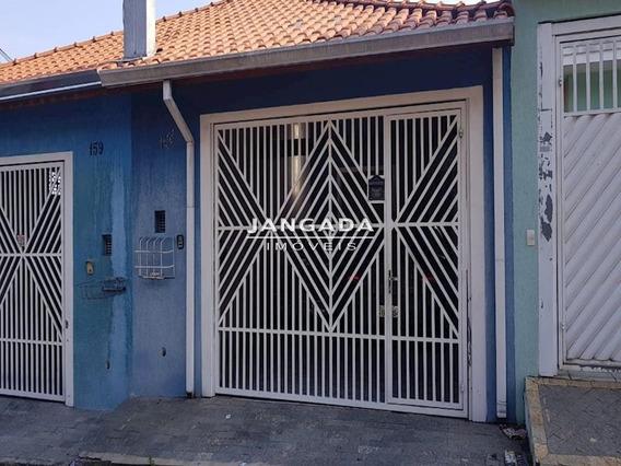 Linda Casa Com 02 Dorms., Mais 01 Suíte E 03 Vagas No Jaguaribe - 11216