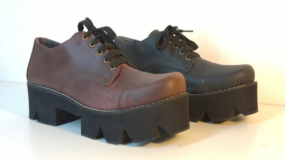Zapato Con Suela Tractor - Nina Molina - Art. 8010