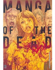 Gibi Mangá  Manga Of The Dead Manga Of The  Dead