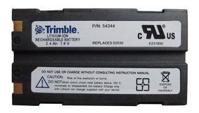Bateria Original Trimble Gps 54344 ,5700, 5800, R7,r8 Gnss,