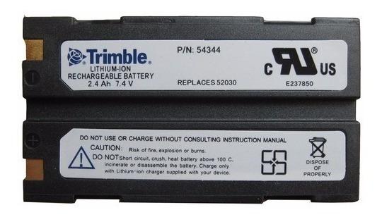 Bateria Trimble Gps 54344 ,5700, 5800, R7,r8 Gnss,