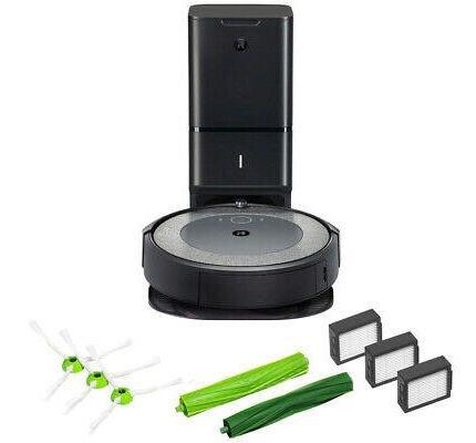 Robot Aspirador Irobot Roomba I3 + Wi Fi Con Reposición A...
