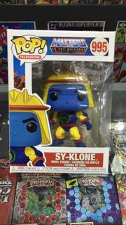 Funko Pop! Masters Of The Universe - Sy Klone #995 -original