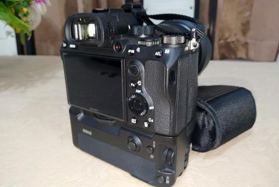 Câmera Sony A7iii. Com Acessorios.