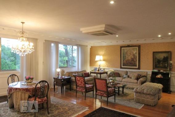 Apartamento Para Aluguel - Leblon, 3 Quartos, 280 - 892965119
