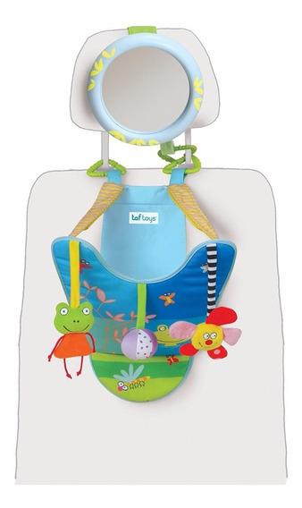 Juegos En El Coche Con Espejo 0m+ Taf Toys 11555 Babymovil